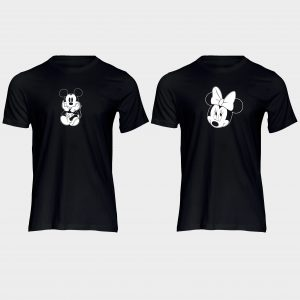 Mickey Mouse Couple